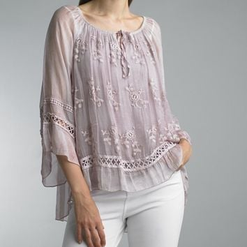 Terera Lace Top