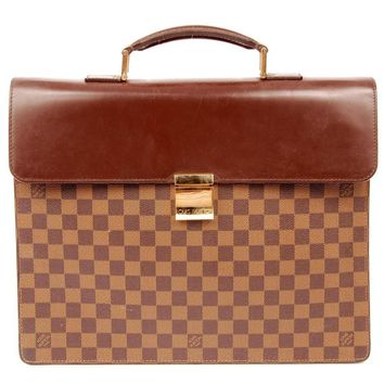 Louis Vuitton Altona Briefcase 4800 (Authentic Pre-owned)