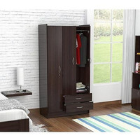 Inval Three Door Wardrobe/Armoire