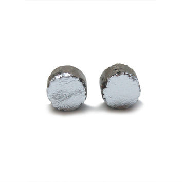 Cylinder Earrings
