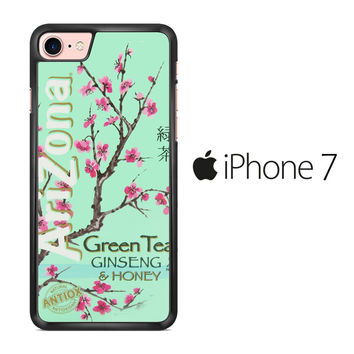 Arizona Green Tea SoftDrink iPhone 7 Case