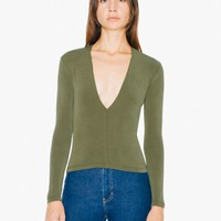 Brushed Jersey Venture Top | American Apparel
