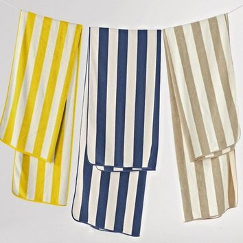 Prado Beach Towels by Abyss and Habidecor