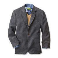 Tweed Sport Coat / Lightweight Highland Tweed Sport Coat -- Orvis