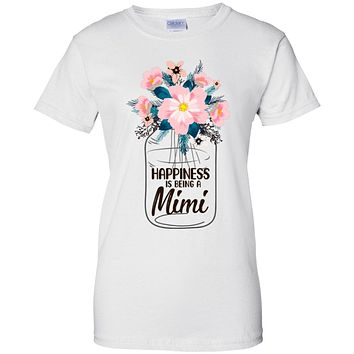 Happiness Is Being Mimi Life Flower Mimi Gifts
