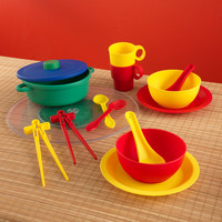 KidKraft Asian Cuisine Cookware Set - 63332