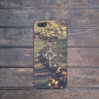 California Compass Case for iPhone 5 iPhone 5S iPhone 4 iPhone 4S and Samsung Galaxy S5 S4 & S3