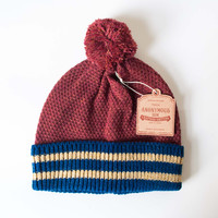 Anonymous Ism Knit Pom Cap