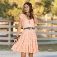 Cowgirl Party Dress