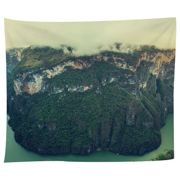 Sumidero Canyon River Gorge Tapestry