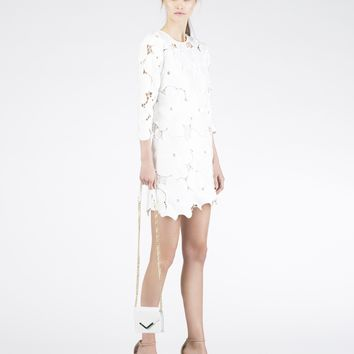 Cynthia Rowley - Oversized Floral Lace Tunic Dress | New Arrivals