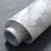 Granite Marble Effect Contact Wall Paper Self Adhesive Wall Sticker Rolling HOT