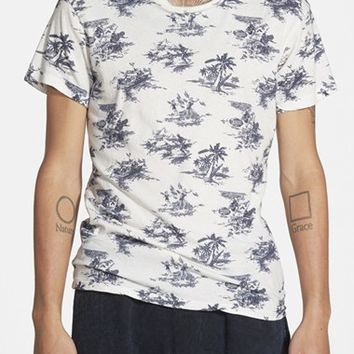 Men's Sol Angeles 'Vatulele' Print T-Shirt,