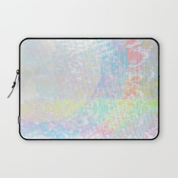 The Grey Area Laptop Sleeve by Ben Geiger
