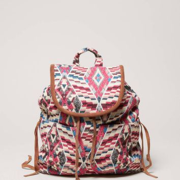 AEO Embroidered Backpack | American Eagle Outfitters