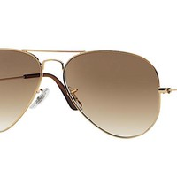 RAY-BAN Gold Aviator RB 3025 001/51