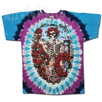 Grateful Dead 30th Anniversary Tie Dye T-Shirt@ HippieHero.com