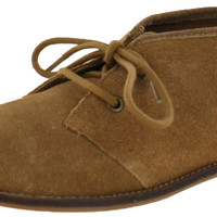 Steve Madden Droid Women's Suede Desert Boots Oxfords