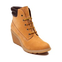 Womens Timberland Amston Wedge Boot