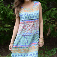 Forever Young Dress, Multi