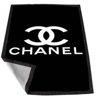 Chanel color collage NenggorGanShoP 7509ebc9-0238-4652-b7b4-391b5d86adca for Kids Blanket, Fleece Blanket Cute and Awesome Blanket for your bedding, Blanket fleece *02*