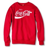Men's Coca-Cola Sweatshirt