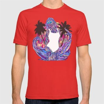 Cali for the Summer T-shirt by Ben Geiger