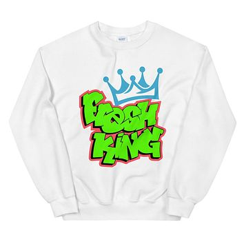 Fresh King Nike CruzrOne Sneaker Match Sweatshirt