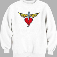 Bon Jovi Sweater for Mens Sweater and Womens Sweater ***