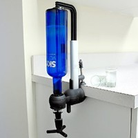 Present Time Wall or Shelf Mounted Shot Tender Liquor Dispenser