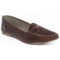 Brown Penny Loafer