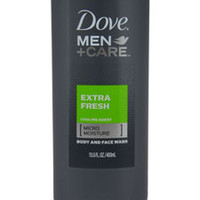 Extra Fresh Body and Face wash Body Wash Dove