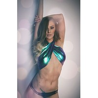 Holographic Infinity Top