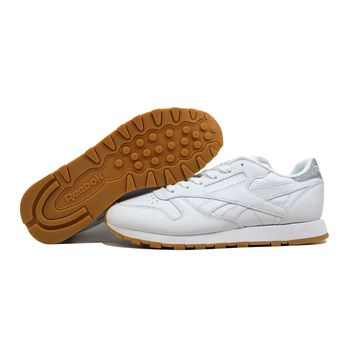 Reebok Classic Leather Met Diamond White/Gum BD4423