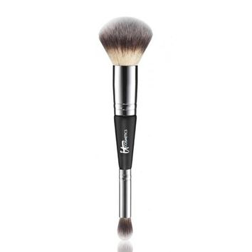 VONEGQ Brand Professional Makeup Brushes it cosmetics brush 7# COMPLEXION PERFECTION BRUSH make up contour brush kit pinceis maquiagem.