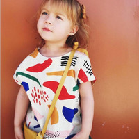 Bobo Choses Short Sleeve T-shirt