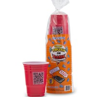 Qr-cups, Truth or Dare Edition: Drinking Game for Adults, a great Drinking Game addition for Beer Pong - play TRUTH OR DARE BEER PONG! One of the best adult party games.