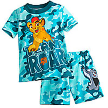 The Lion Guard PJ PALS Short Set for Boys