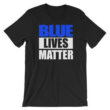 Blue Lives Matter Premium T-Shirt