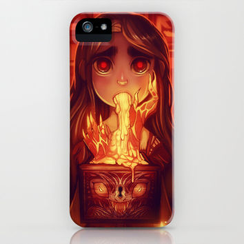 Drawers Of Wrath iPhone & iPod Case by Ava's Demon Print Shop! | Society6
