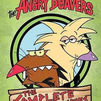 Angry Beavers-Complete Series (Dvd) (10Discs/Ff/1.33: 1/Eng)