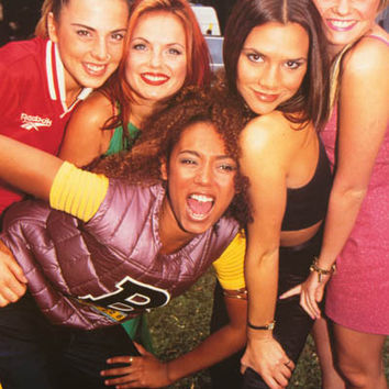 Spice Girls 1996 Portrait Poster 24x34