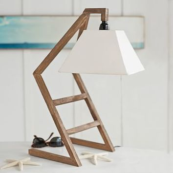 Lifeguard Tower Table Lamp