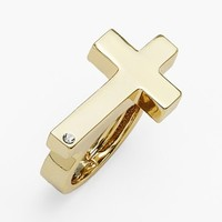 Ariella Collection Cross Ring | Nordstrom