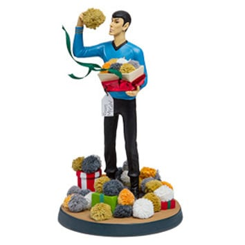 Star Trek Tribble Tabletop Figure