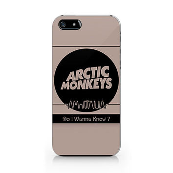 Arctic monkeys phone case, Do i wanna know ,iPhone 5 5S case, iPhone 4 4S case, Free shipping M-554