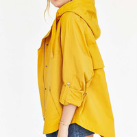 BDG Snap-Front Poncho Jacket - Urban Outfitters