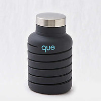 Que Waterbottle , Dark Heather