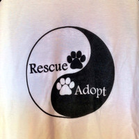 Animal rescue/adoption, pets, dogs, cats, dog stuff, tshirts, animals, family pets, support animal rights, adopt a dog,