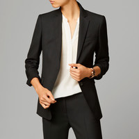 BLACK SUIT JACKET - View all - Blazers - WOMEN - Italia/Italy